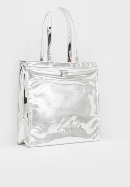Large Mirrored Shopper
