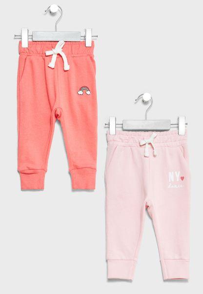 Infant 2 Pack Sweatpants