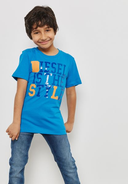 Kids Tigro Printed T-Shirt