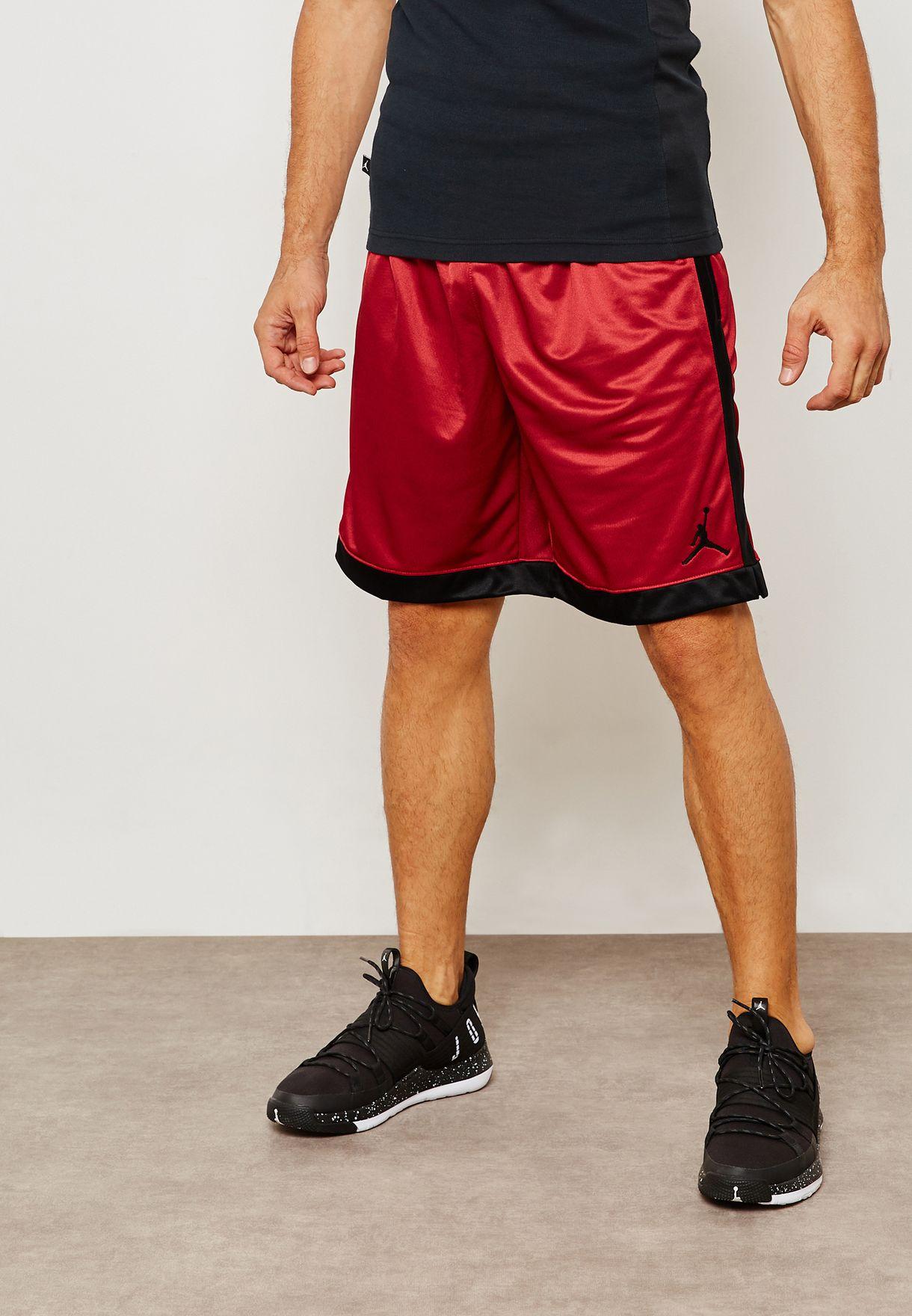 a7d51ea4825 Shop Nike red Jordan Franchise Shorts AJ1122-687 for Men in UAE ...