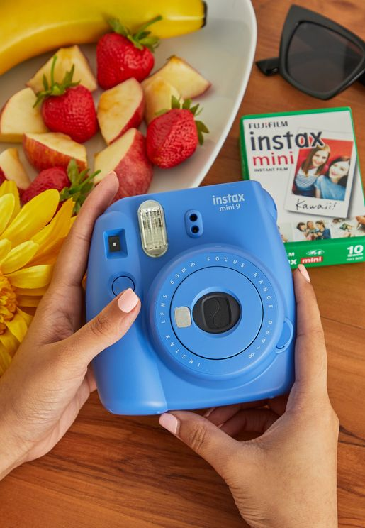 Mini Instax Camera + Instax Mini Film