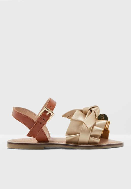 Youth Rouches Sandal