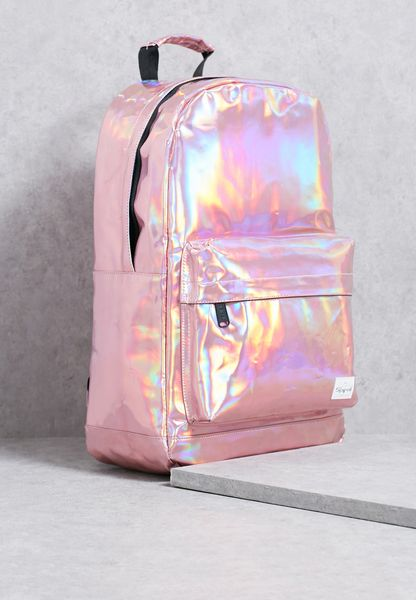 Pink Rave Backpack