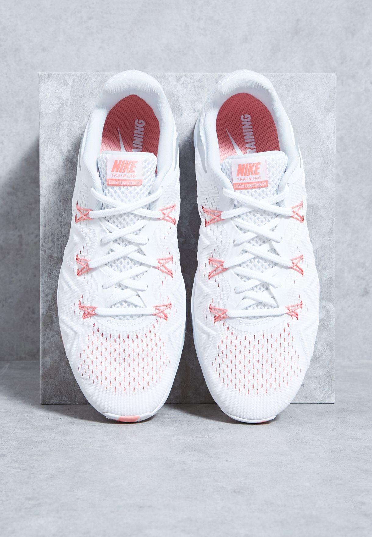 Shop Nike branco TR Zoom Condition TR branco PRM 881596 100 for Feminino in Qatar abe9d4