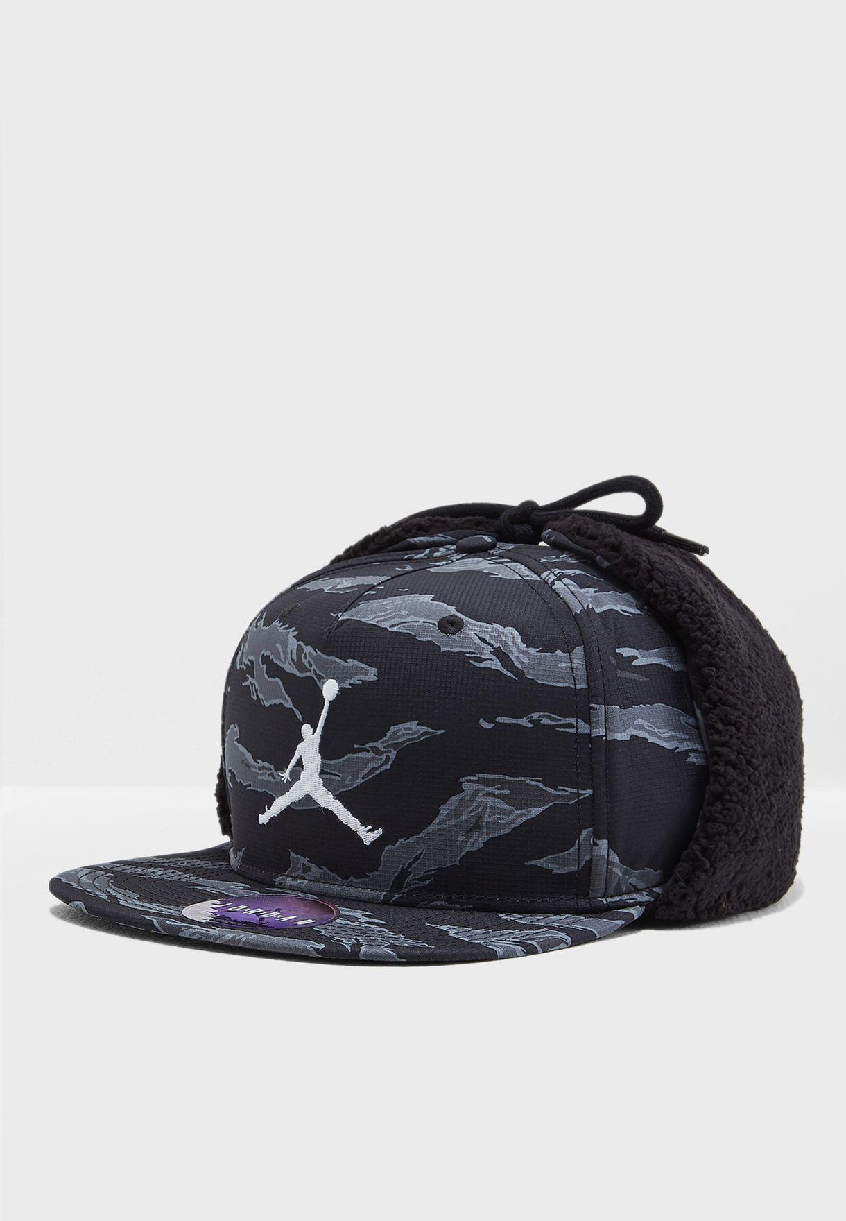 Shop Nike prints Jordan Pro Shield Cap AA5748-010 for Men in Kuwait -  NI727AC53SZE 81c4d508f85a