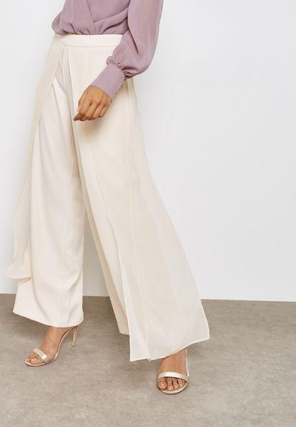 Overlay Pants