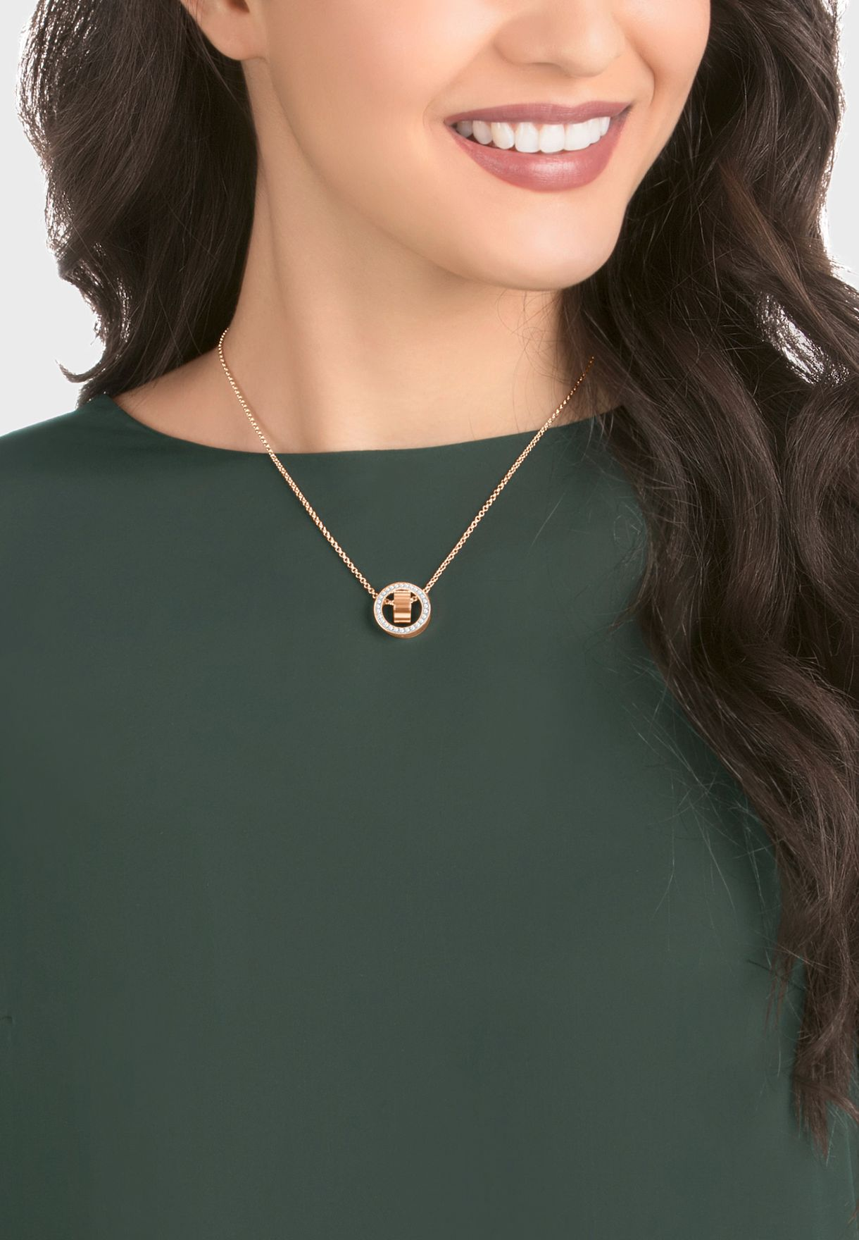 Hollow Necklace