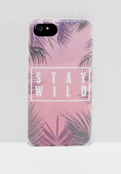 Stay Wild  iPhone 6/7 Case