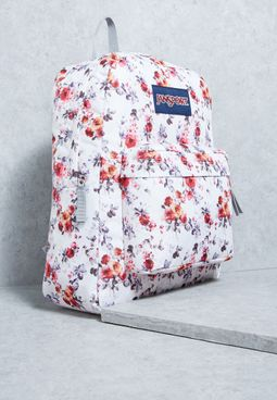 Floral Memory Superbreak Backpack
