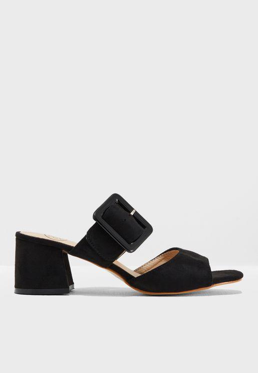 Axel Heeled Sandals