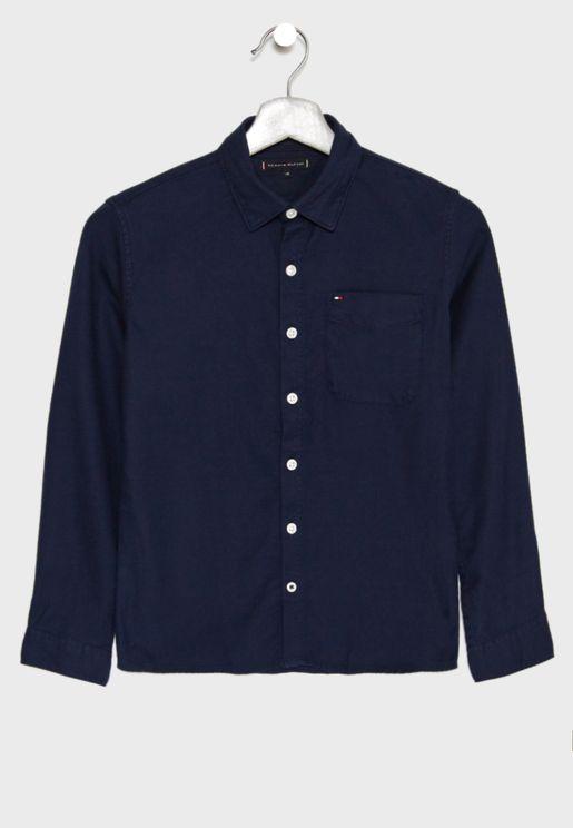 Teen Essential Shirt