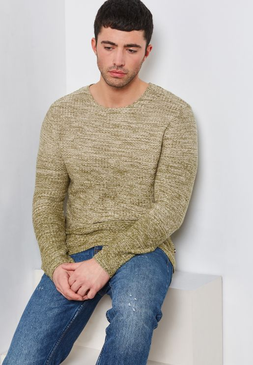 Swing Knitted Sweater
