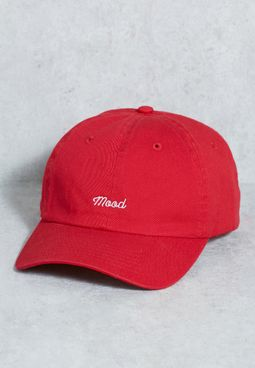 Embroidered Mood Cap