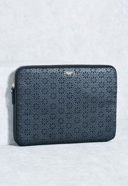 "Macbook 13""  Saffiano  Laptop Sleeve"