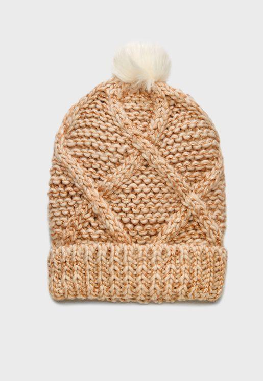 Paula Knit Hat