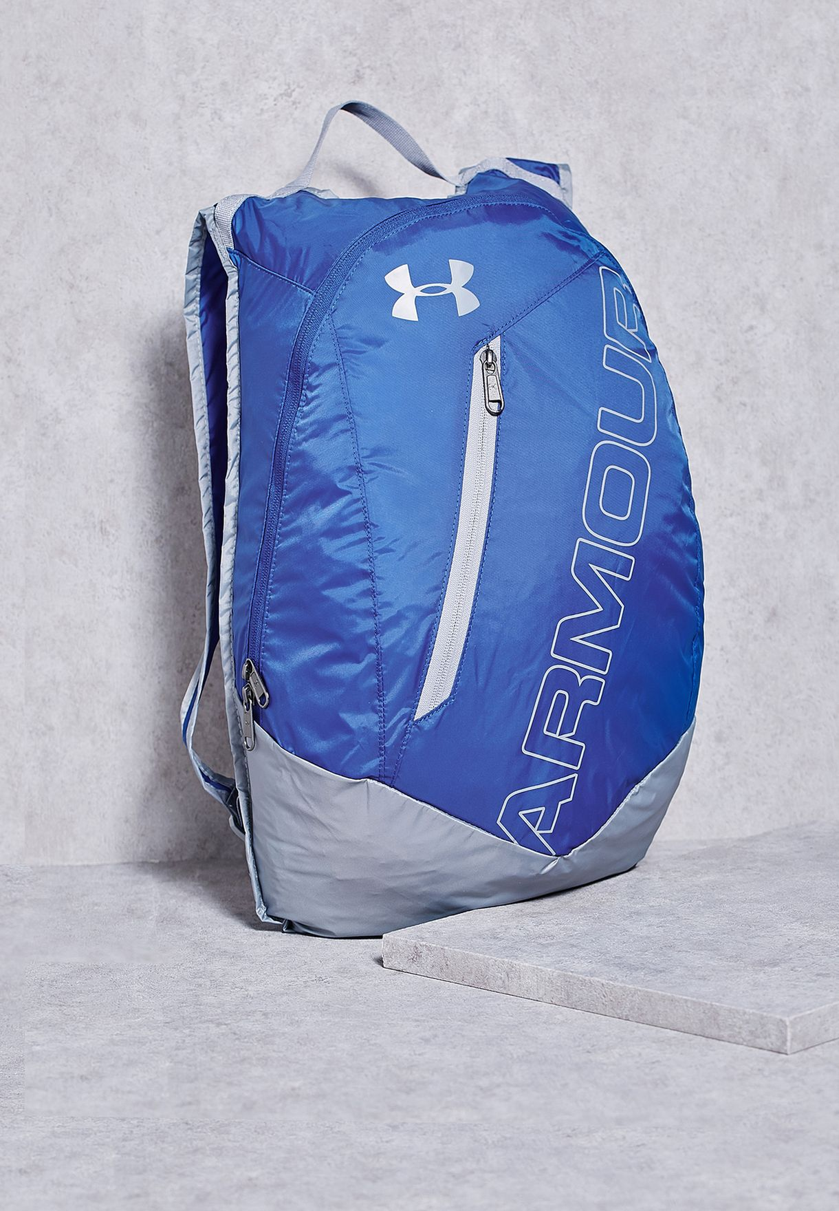 68a979780045 Shop Under Armour blue Adaptable Backpack 1256393-400 for Men in Qatar -  UN700AC53LGS