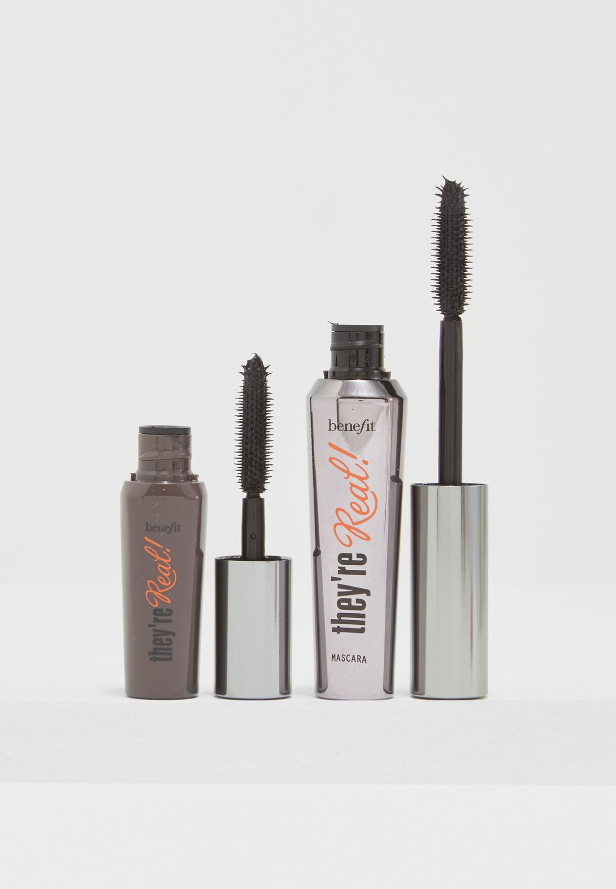 193d9b58a56 Shop Benefit black Real Big Steal Mascara 602004072801 for Women in ...