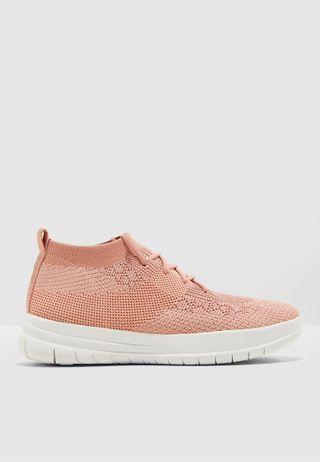 b896e2616d2ca Shop adidas Originals pink Deerupt B41727 for Women in UAE ...