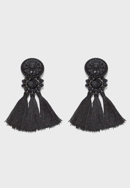 Seaford Tassel Earrings