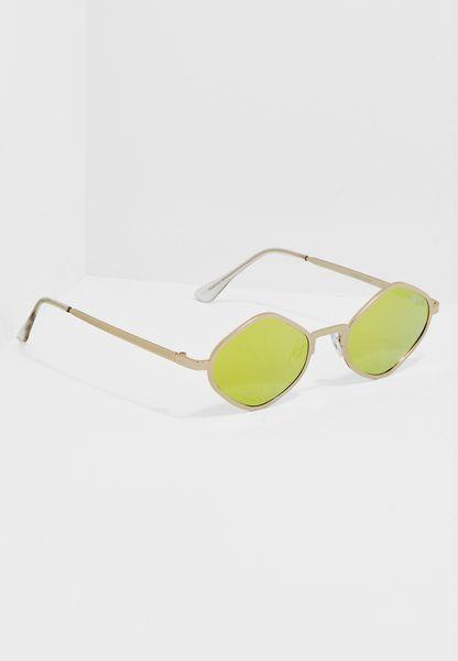 QuayxKylie Honey  Sunglasses