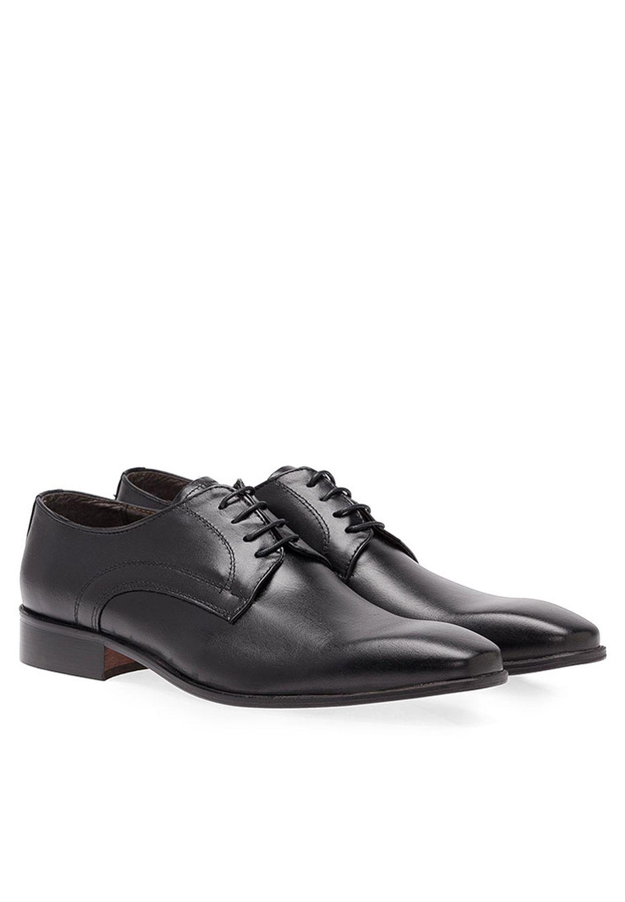 b4c734f76 Shop Gianni Russo black Formal Lace Ups for Men in Qatar - GI004SH43ZAE