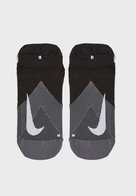 Elite No Show Socks