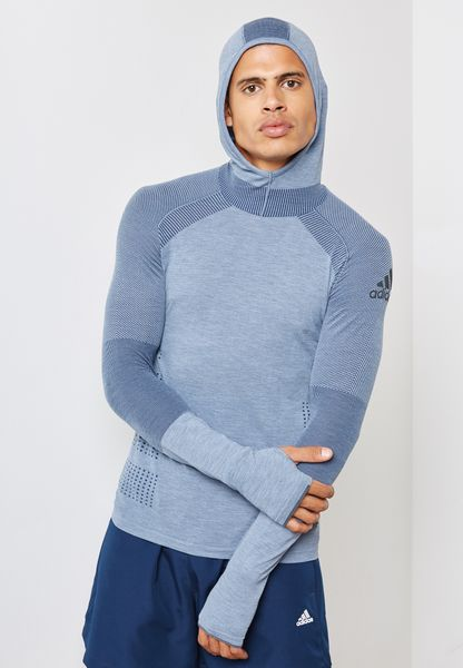 Climaheat Hooded T-Shirt