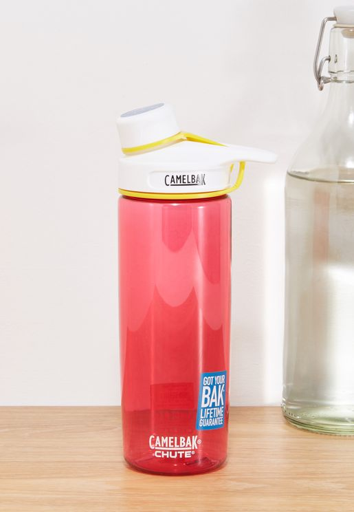Chute Water Bottle - 600ML