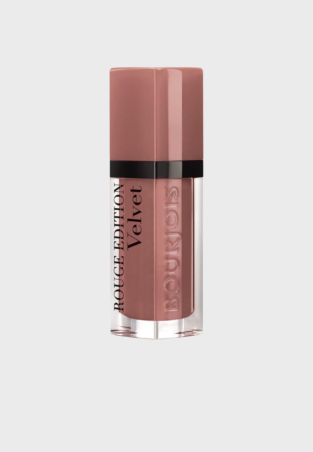 Rouge Edition Velvet Liquid lipstick 32 Trop Brunche!
