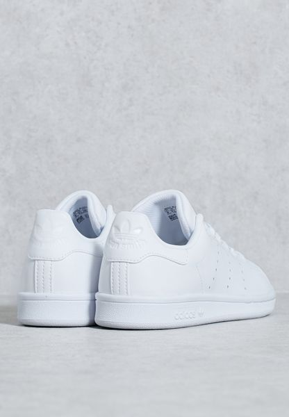 2021d668f2978 best Shop Adidas originals white Stan Smith Youth S76330 for Children in UAE