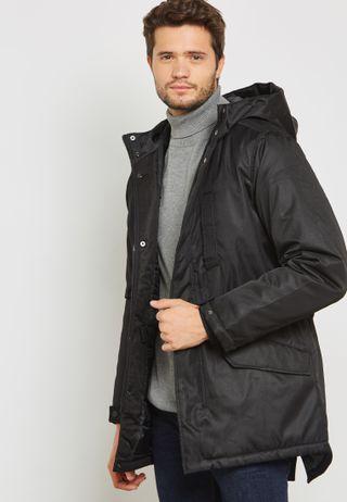 017514f249 Shop Jack Jones grey Sisley Jacket 12117857 for Men in Qatar ...