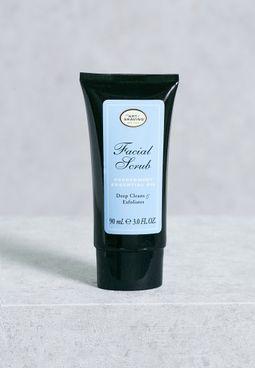 Facial Scrub - Peppermint Essential Oil