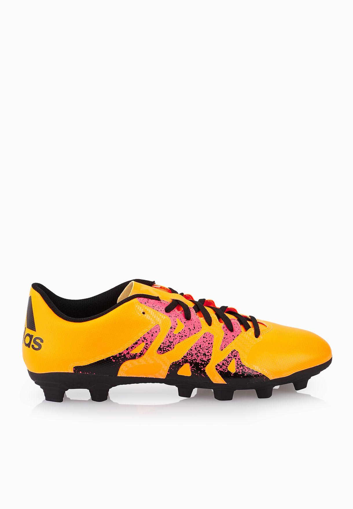 14c2c5b2c Shop adidas orange X 15.4 FG AF4694 for Men in UAE - AD476SH43VVG