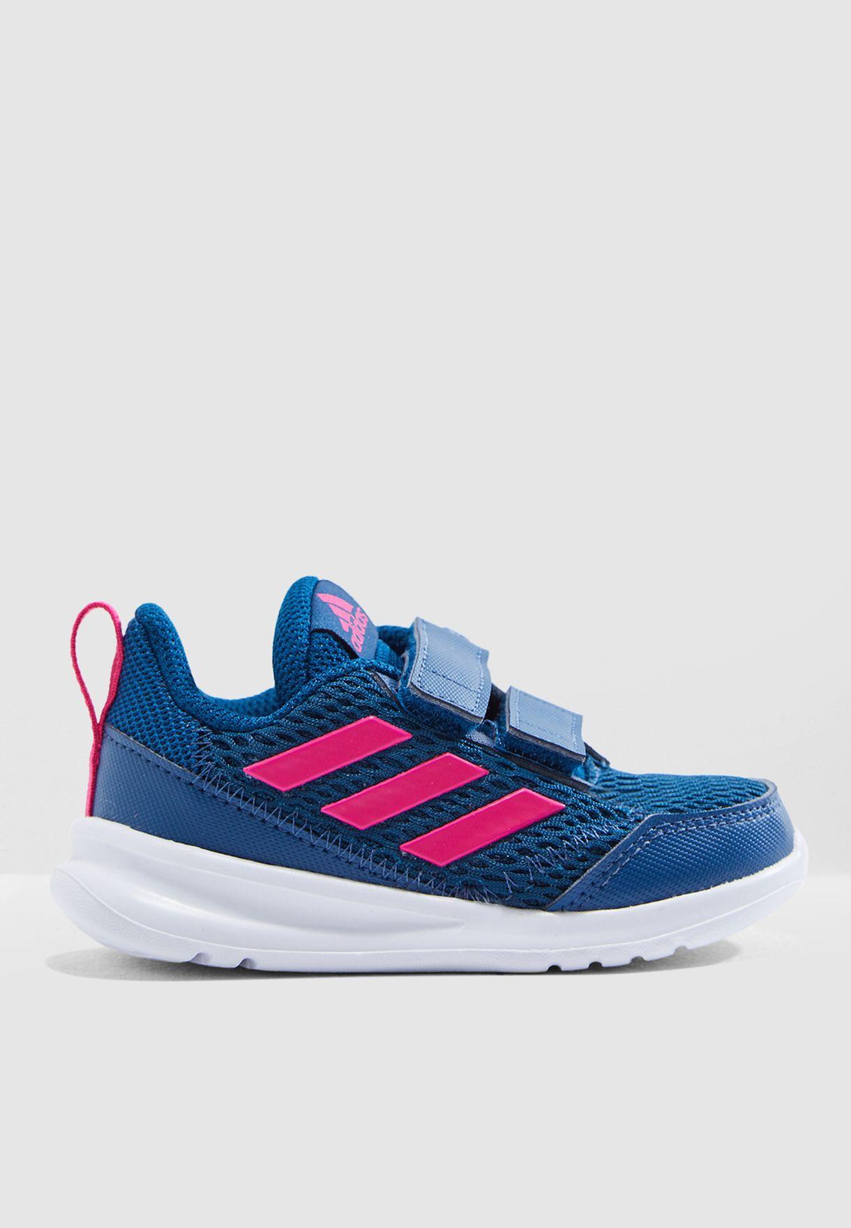 Shop adidas blue Infant AltaRun CF CG6808 for Kids in UAE - AD476SH43KHO c8e84a853e3