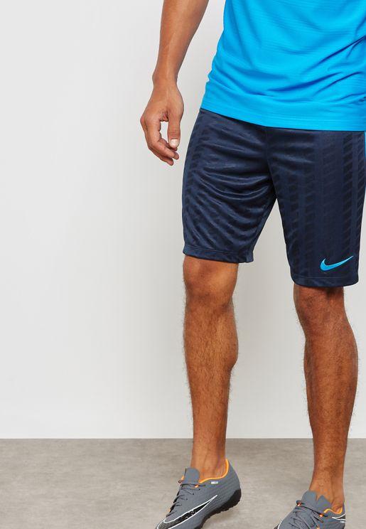 Academy Jacquard Shorts