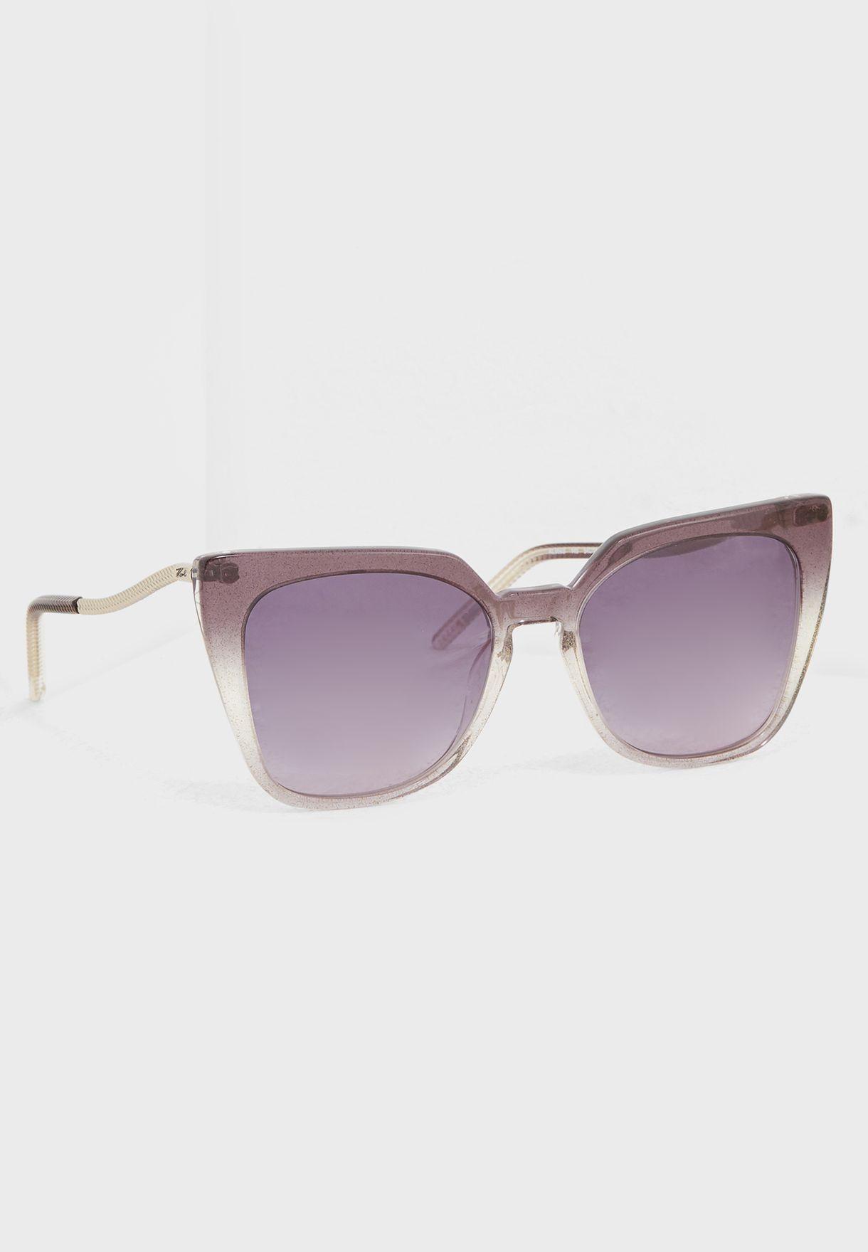 نظارة شمسية بشكل فراشة KL956S