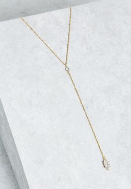 Laying Low Necklace