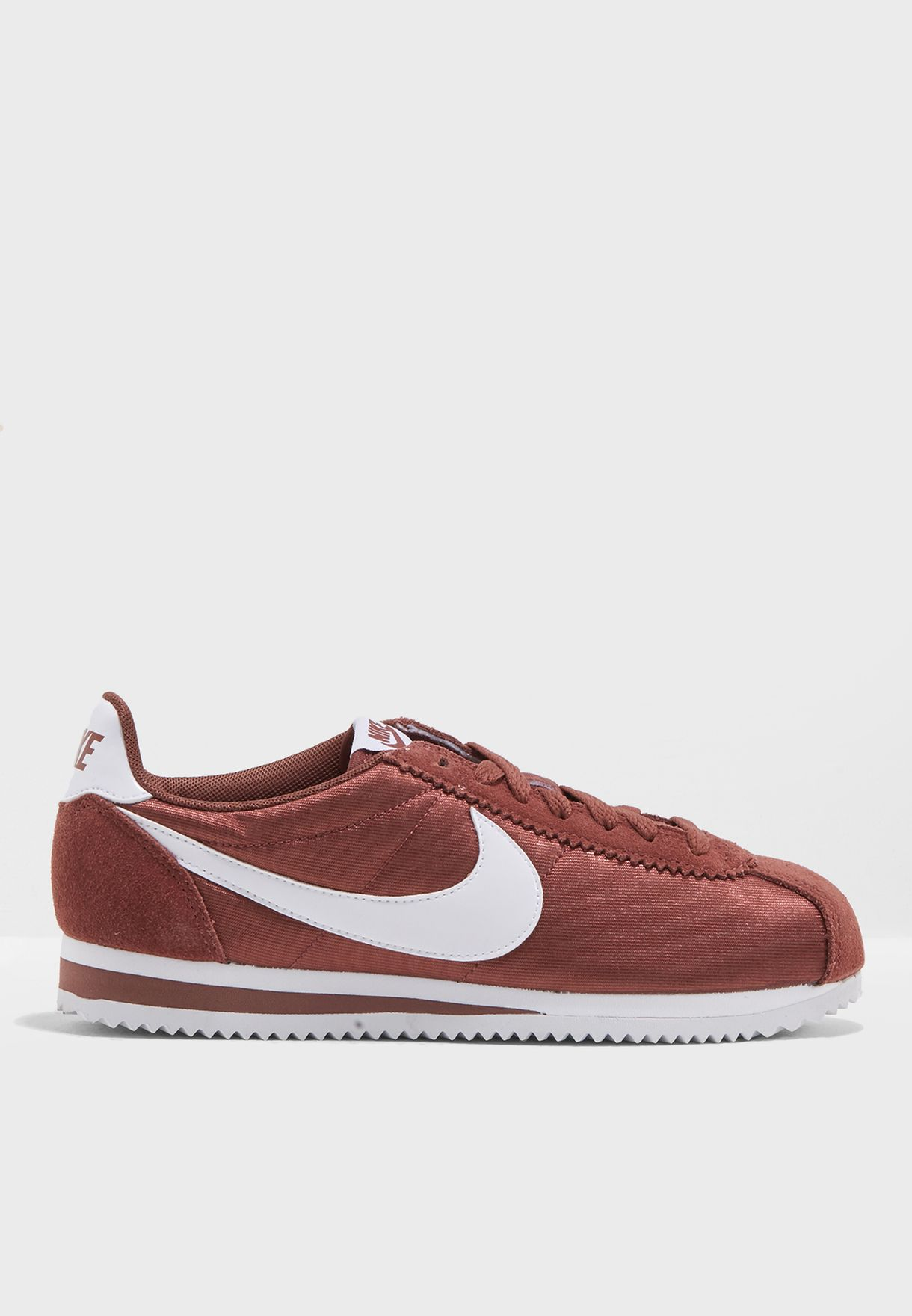 8387c925f80e Shop Nike browns Classic Cortez Nylon 749864-203 for Women in UAE ...