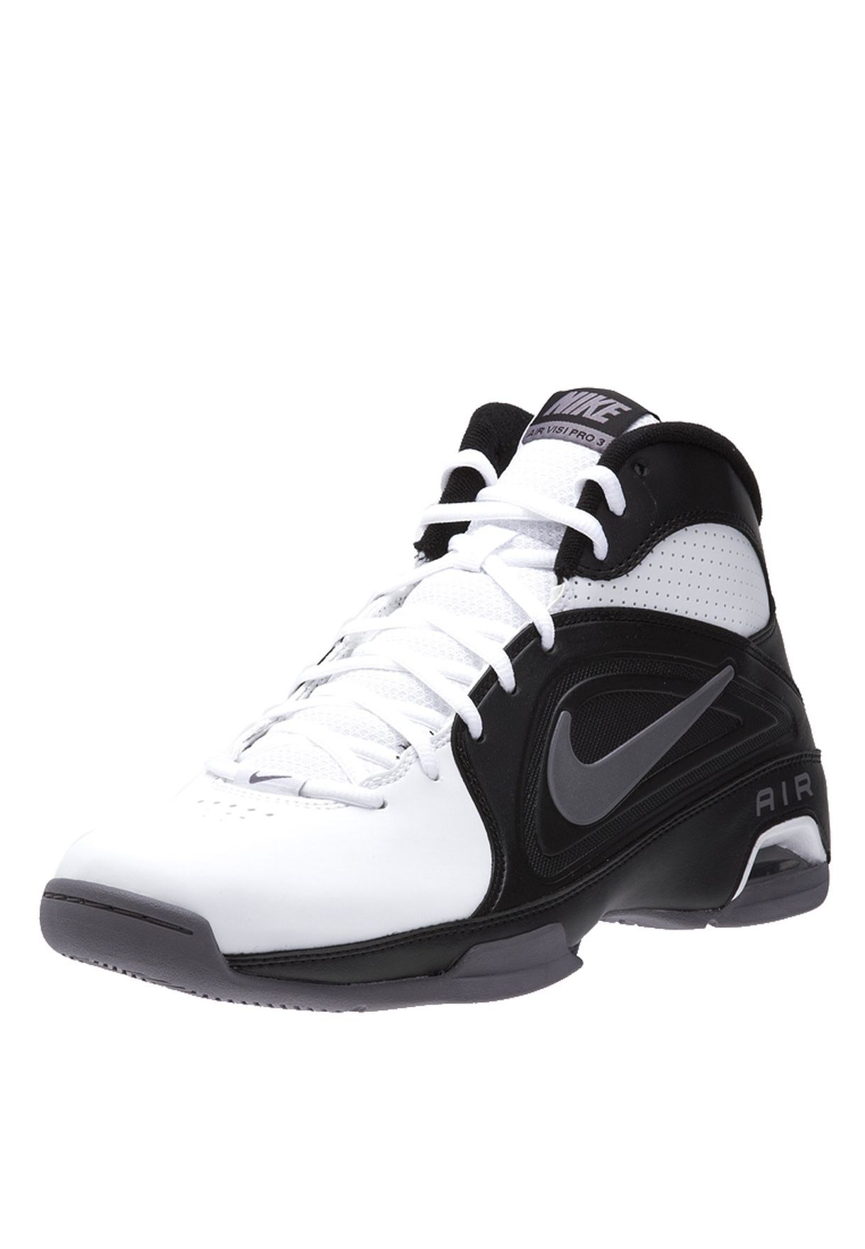 dc2311d5eac9 Shop Nike white Air Visi Pro III Sports Shoes 525746-003 for Men in ...