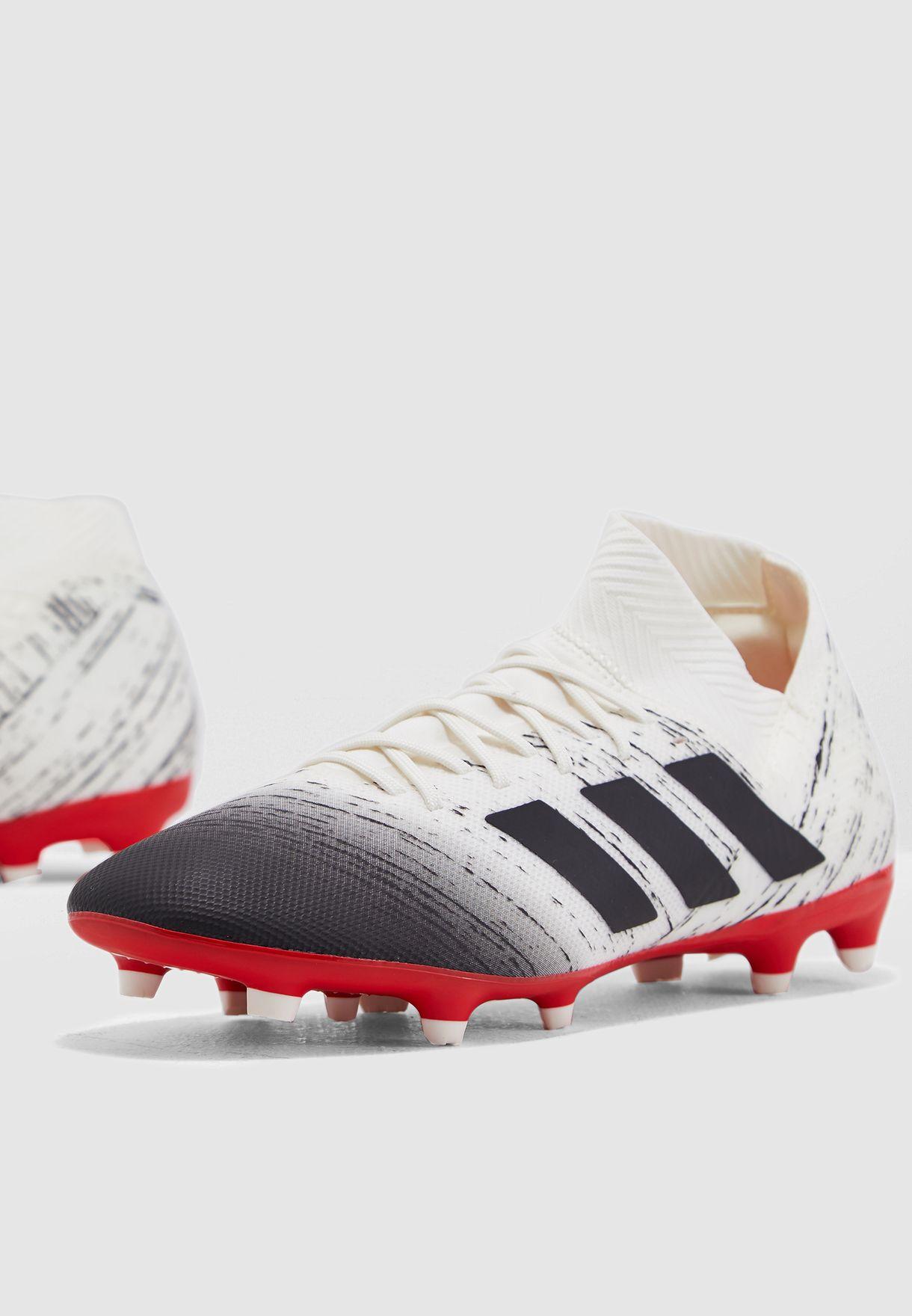 bd852e246abb Shop adidas prints Nemeziz 18.3 FG BB9437 for Men in Saudi ...