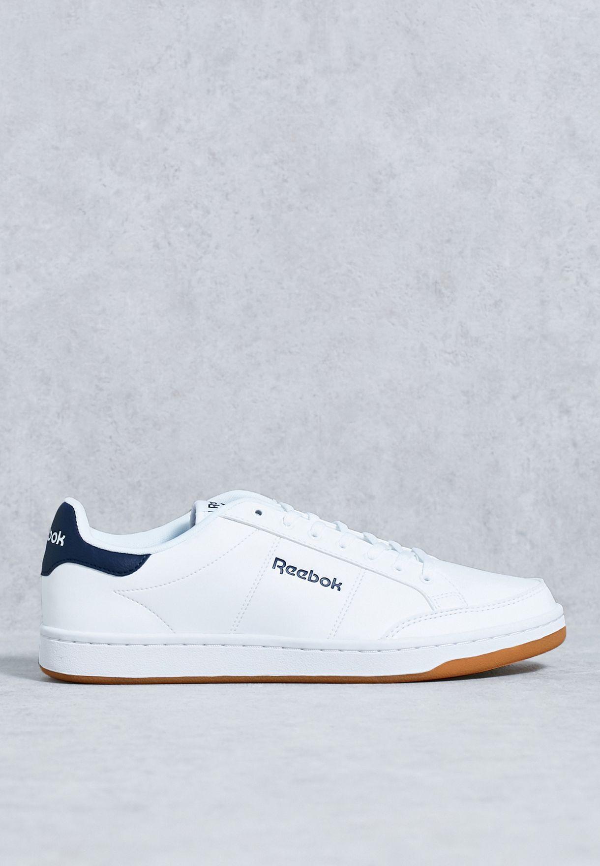 6d6121b3e4b Shop Reebok white Royal Smash BD3994 for Men in UAE - RE019SH43IZK