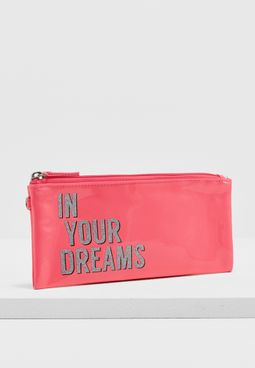 In Your Dreams Slim Pouch