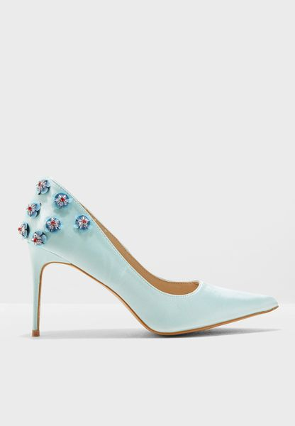 Samantha Embellished Pump