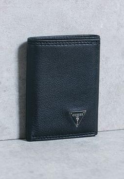Burton Trifold Wallet