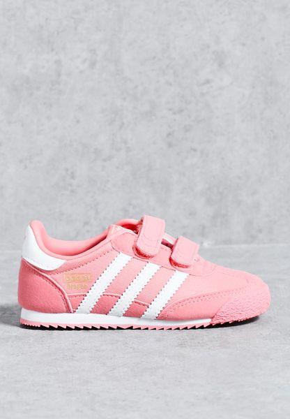 Negozio adidas originali rosa drago neonato bb2500 per bambini in kuwait