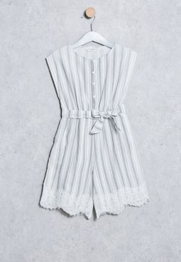 Kids Boho One-Piece Suit