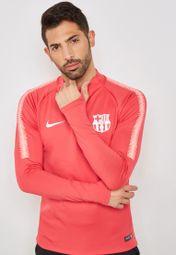 Shop Nike pink FC Barcelona Squad Drill Sweatshirt 894316-691 for Men in  UAE - NI727AT43BGA d5dcd0235