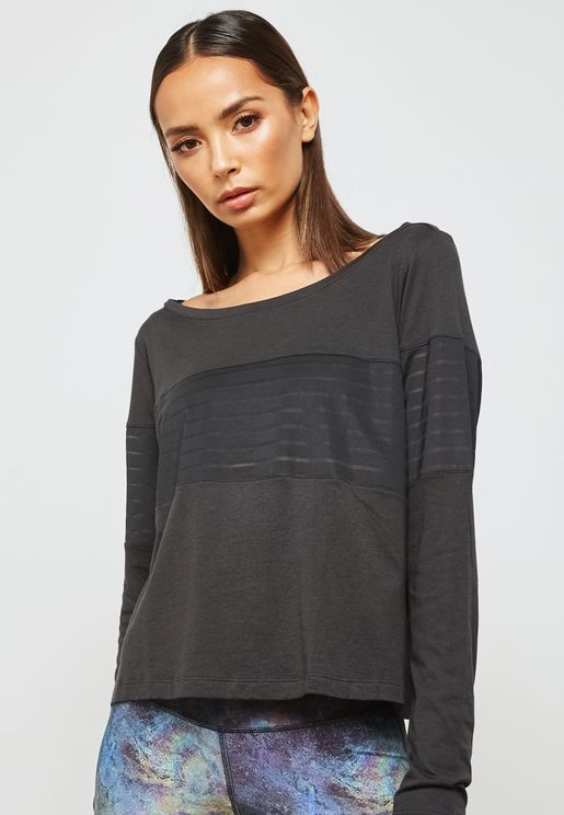Mesh Layer T-Shirt