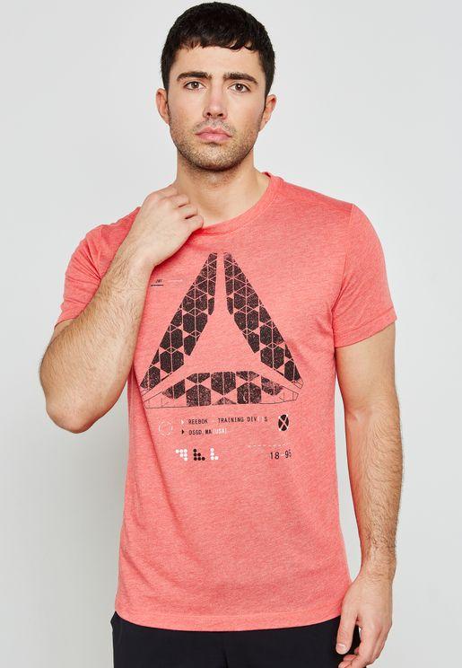 Speedwick Graphic T-Shirt
