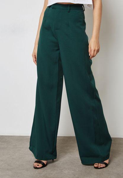 Premium Crepe Wide Leg pants